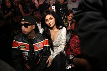Kylie Jenner Opens Up About Tyga Romance