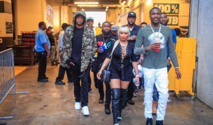 "Meek Mill Performs For The First Time In Months At Beyonce's ""Formation"" Show In Philly"