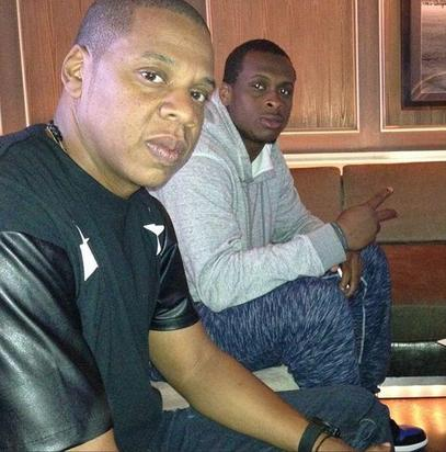 JAy Z & Geno Smith