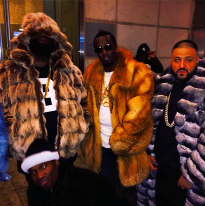 Diddy, Meek Mill, & DJ Khaled