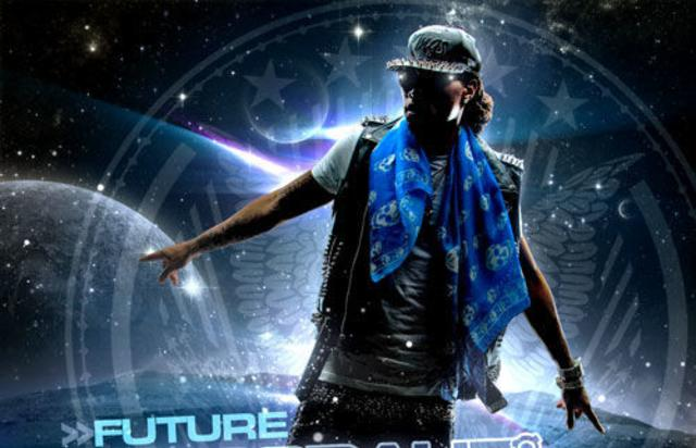 Future Astronaut Status cover art