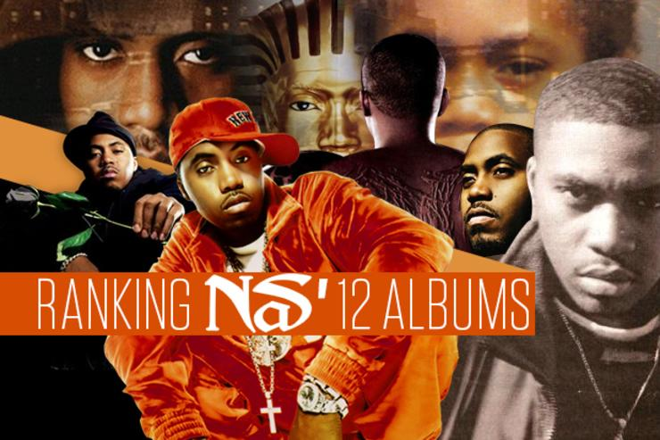 ranking nas 12 albums from worst to best