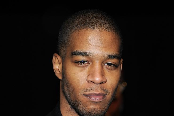 Kid Cudi at fall fashion week 2011