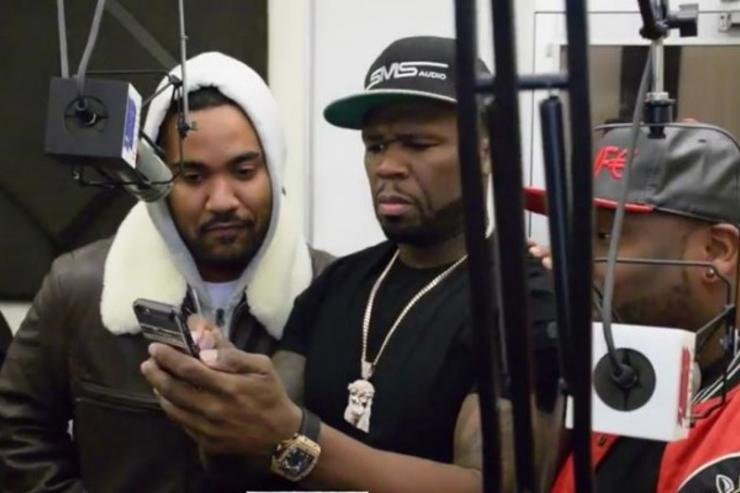 "50 Cent Clowns Rick Ross For ""Black Market"" Sales Numbers"