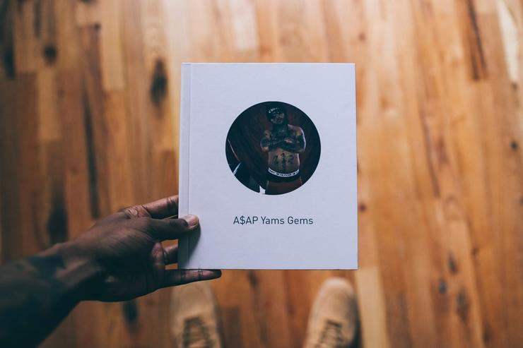 A Book Of A$AP Yam's Tweets Is Dropping On Yams Day