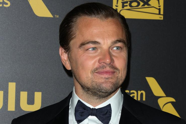 Leonardo Dicaprio Fox And FX's 2016 Golden Globe Awards Party - Arrivals