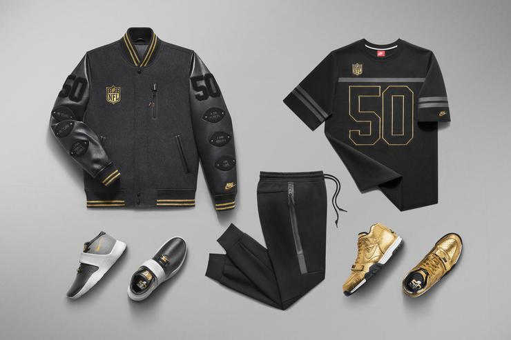 The Nike SB50 Collection.