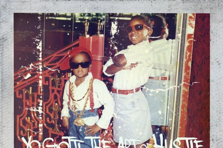 "deluxe edition of Yo Gotti's ""The Art Of Hustle"" cover"