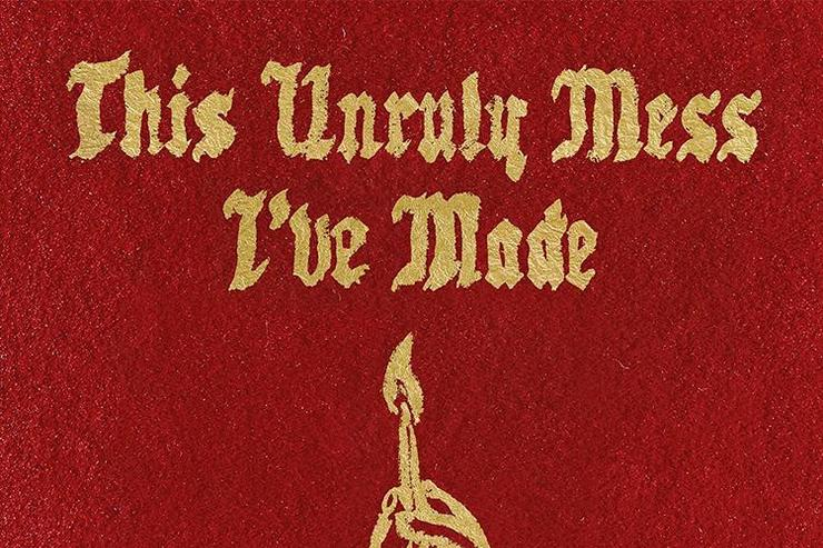 "MAcklemore & Ryan Lewis ""This Unruly Mess Ive Made"" album cover"