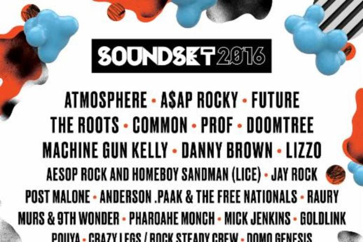 Soundset 2016 festival line-up