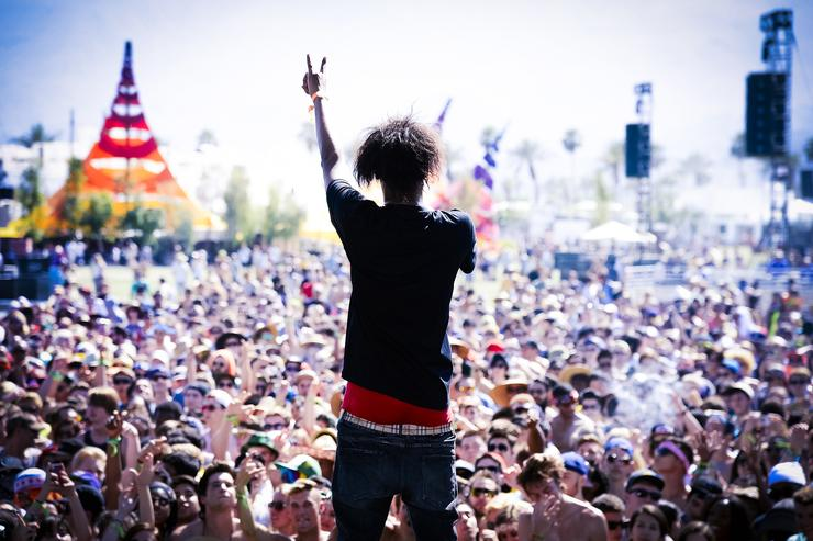 An Alternative View Of The 2013 Coachella Valley Music And Arts Festival