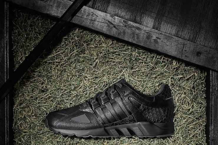 "Adidas EQT Running Guidance '93 ""Black Market"""