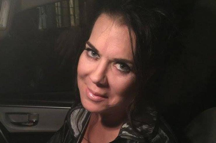 A recent photo of Chyna.