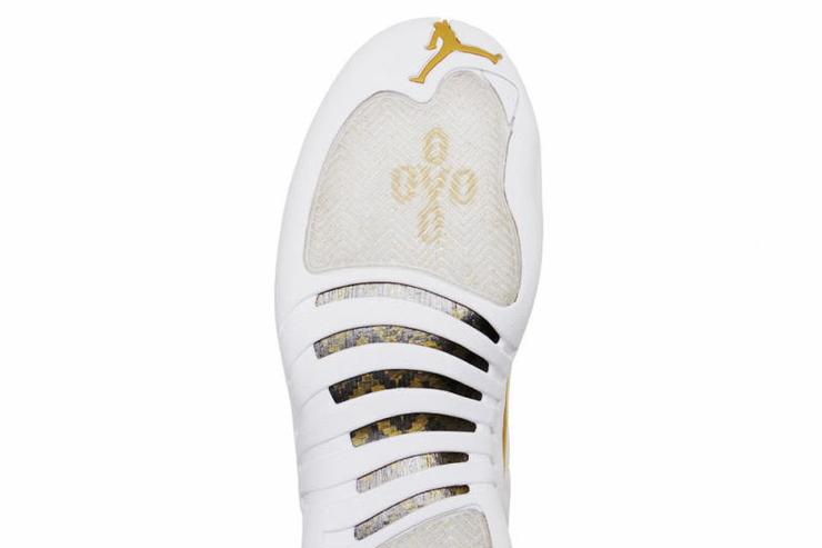 "OVO x Air Jordan 12 ""White"""