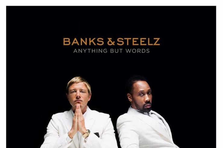 """Anything But Words"" album cover"