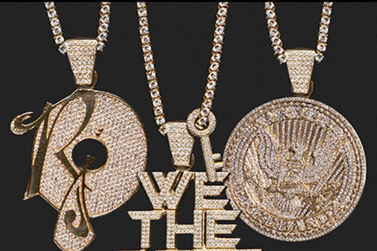 "DJ Khaled cover art for ""I Got The Keys"""