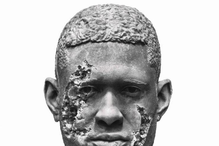 "Usher ""Hard II Love"" art"