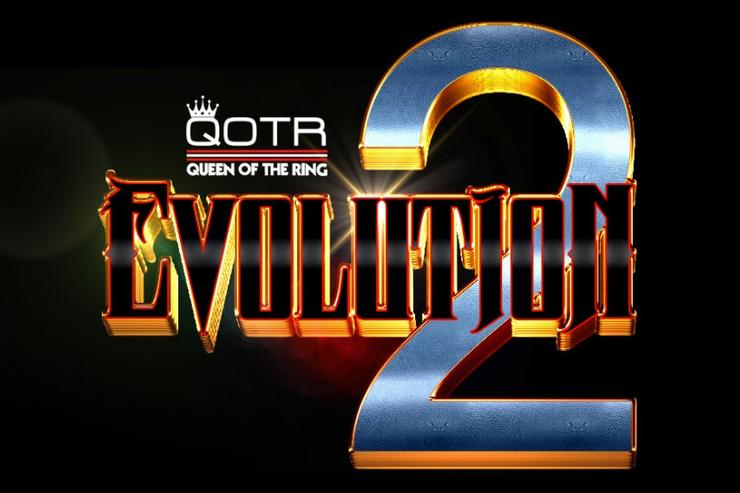 "Queen Of The Ring Releases ""Evolution 2"" Trailer"