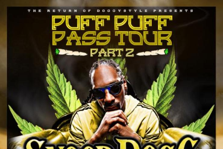 """Puff Puff Pass Tour Part 2"""