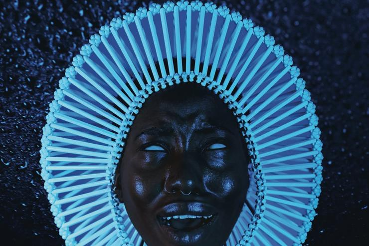 "album cover for Childish Gambino's ""Awaken My Love"""