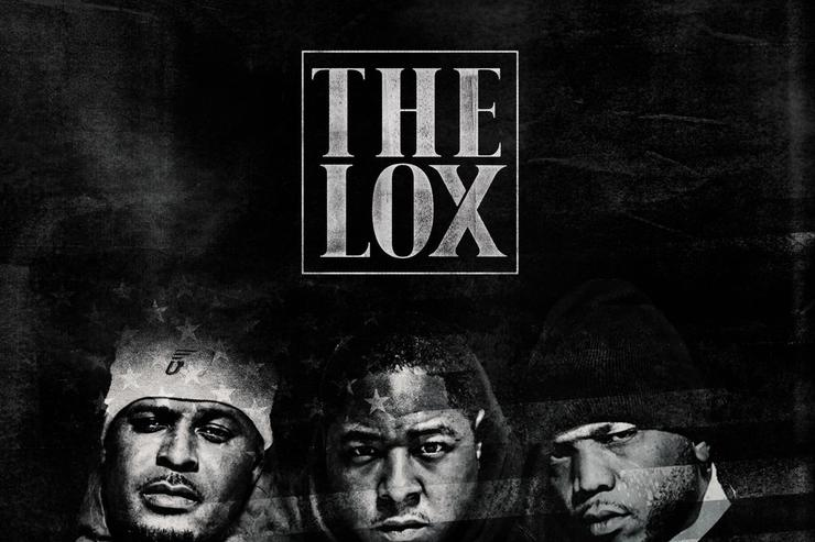 album cover for The Lox