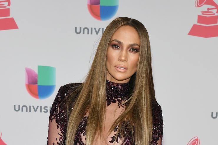 Jennifer Lopez at the 17th Annual Latin Grammy Awards