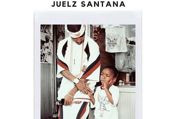 """""""The Get Back"""" cover for Juelz Santana"""