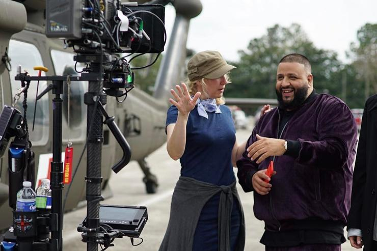 DJ Khaled & Pitch Perfect 3 director