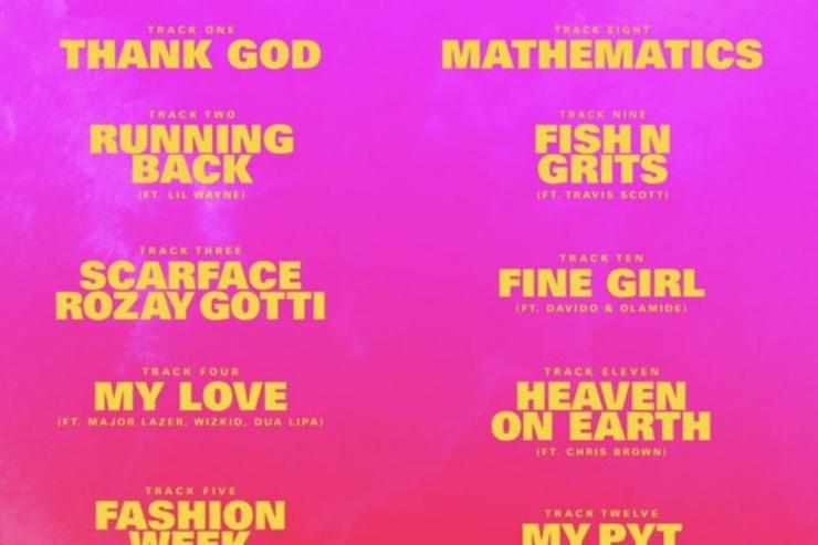 Wale Shine back cover