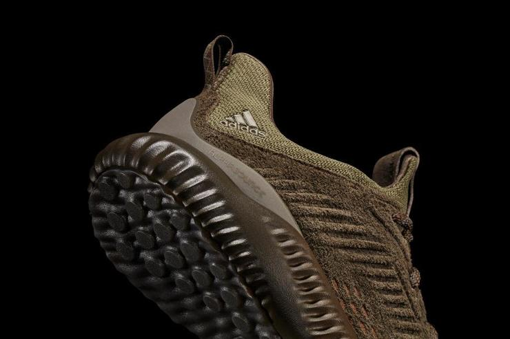 Suede AlphaBounce
