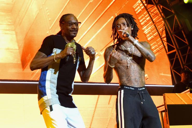 Snoop Dogg 2017 BET Experience STAPLES Center -Concert Sponsored by Hulu - Night 1