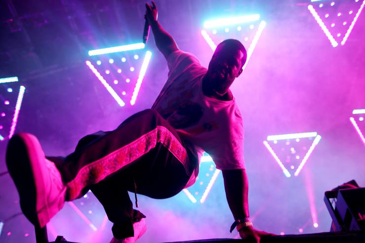 A$AP Ferg 2017 Coachella Valley Music And Arts Festival - Weekend 1 - Day 3