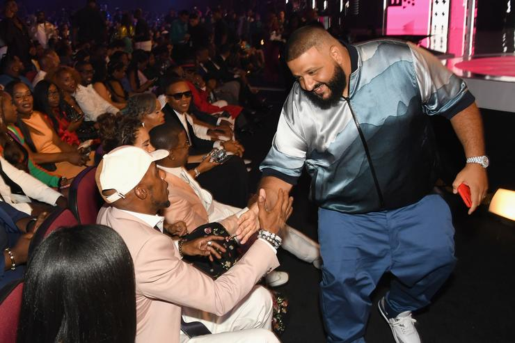 DJ Khaled 2017 BET Awards - Roaming Show