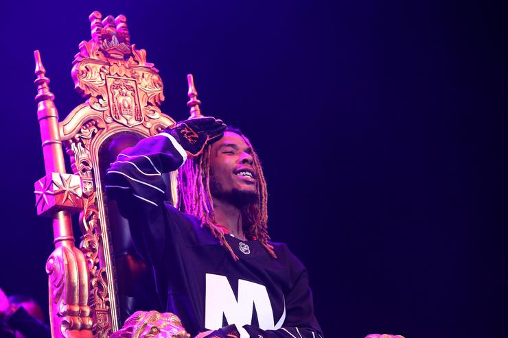 Fetty Wap Power 105.1's Powerhouse 2015 - Show