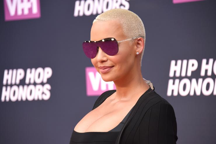 Amber Rose VH1 Hip Hop Honors: All Hail The Queens - Arrivals