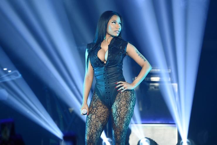 Nicki Minaj TIDAL X: 1020 Amplified by HTC - Show