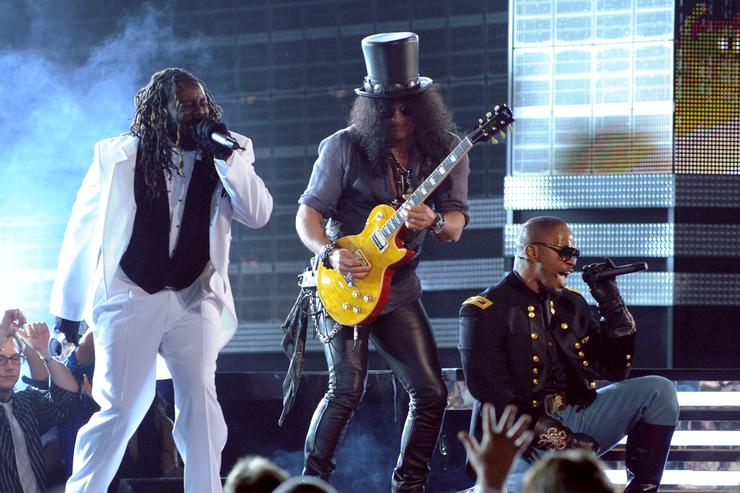 T-Pain The 52nd Annual GRAMMY Awards - Show