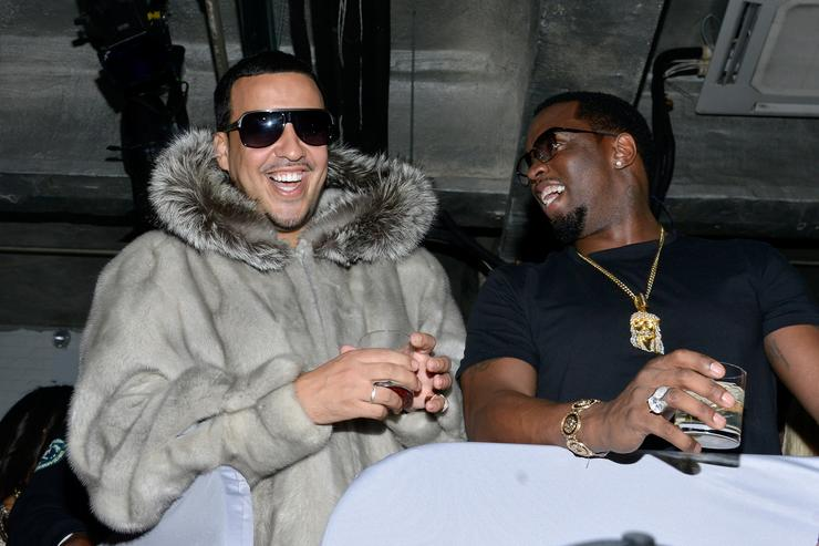French Montana & Diddy