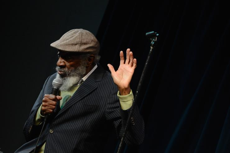 Bud Light Presents Wild West Comedy Festival- Dick Gregory