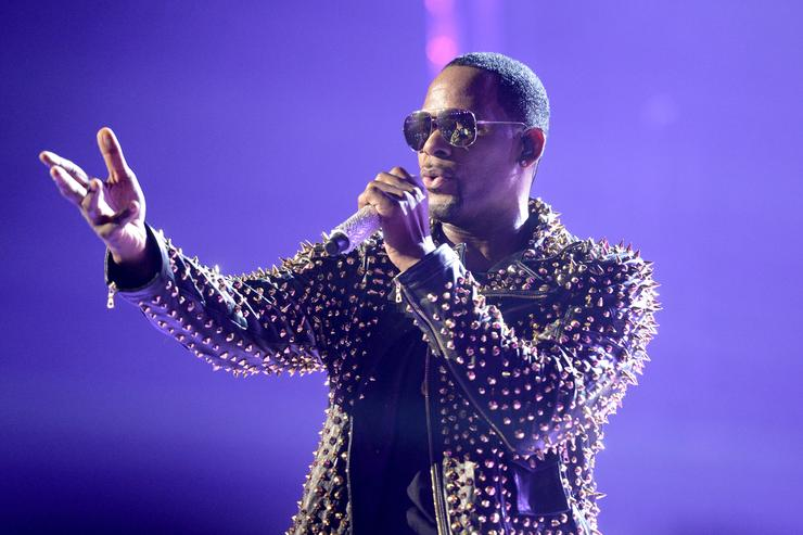 R. Kelly Faces New Disturbing Allegations of Abuse