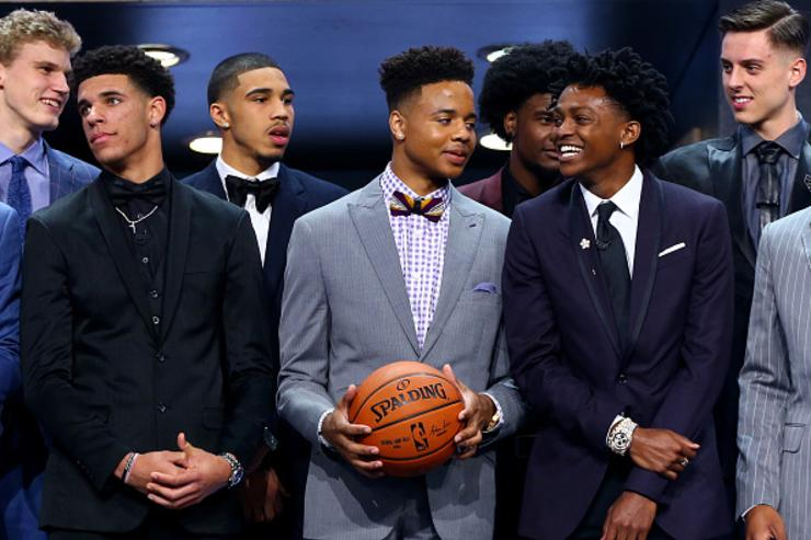 Markelle Fultz gets no respect in National Basketball Association rookie survey