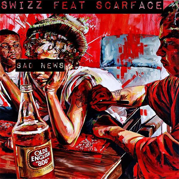 Swizz Beatz Ft. Scarface – Sad News Mp3 Download