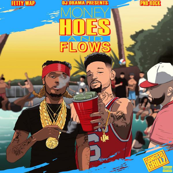 Fetty Wap & PnB Rock – Money, Hoes & Flows Mixtape (Zip Download)